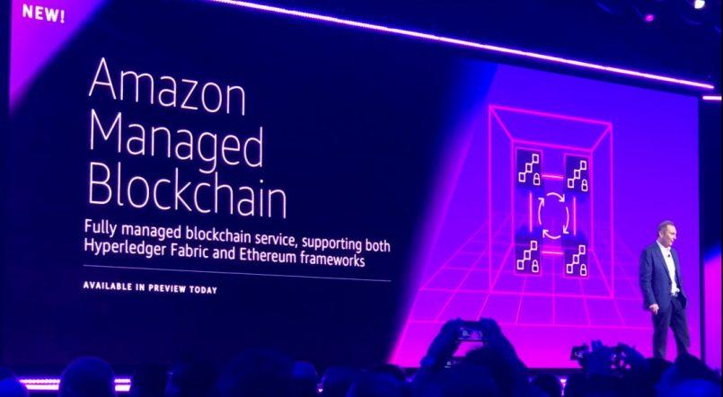 AWS Menawarkan Sistem Rantaian-Blok Tersendiri Menerusi Amazon Managed Blockchain & Amazon Quantum Ledger Database