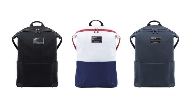 Xiaomi Hadir Dengan Beg Galas Kulit Baharu – 90 Point Lecturer Backpack
