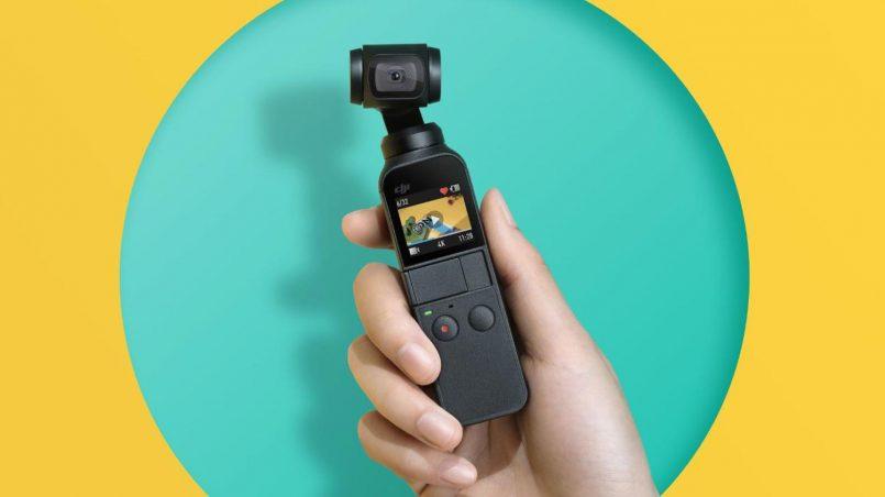 DJI Osmo Pocket Ialah Kamera Gimbal Padat Yang Boleh Disimpan Di Dalam Kocek