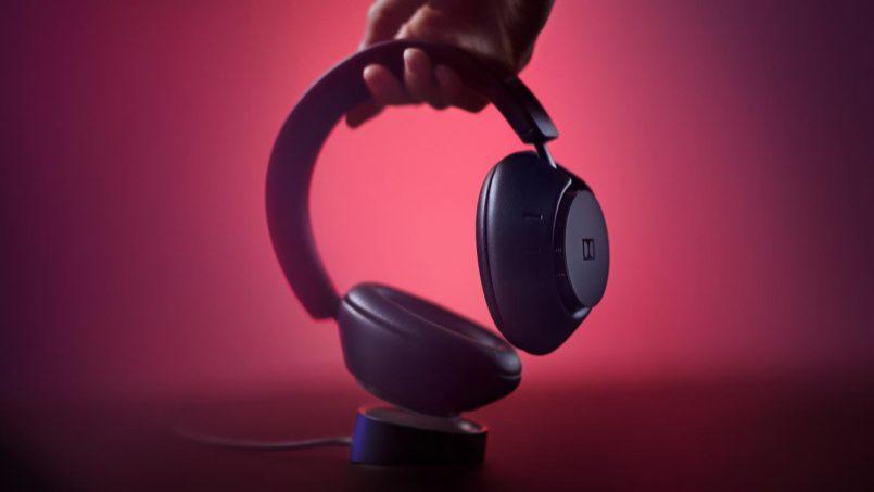 Dolby Dimension ialah Fon Kepala Nirwayar Yang Turut Menyokong Pengecasan Nirwayar