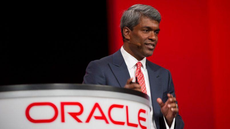 Thomas Kurian Dari Oracle Akan Menggantikan Diane Greene Sebagai CEO Google Cloud