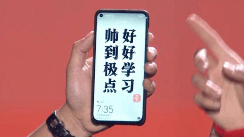 Huawei Nova 4 Akan Dilancarkan 17 Disember Ini Dengan Skrin Berlubang