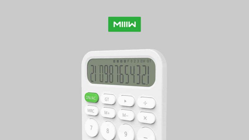 Xiaomi Hadir Dengan Mi Calculator – Sebuah Kalkulator Asas Dengan Rekaan Minimal
