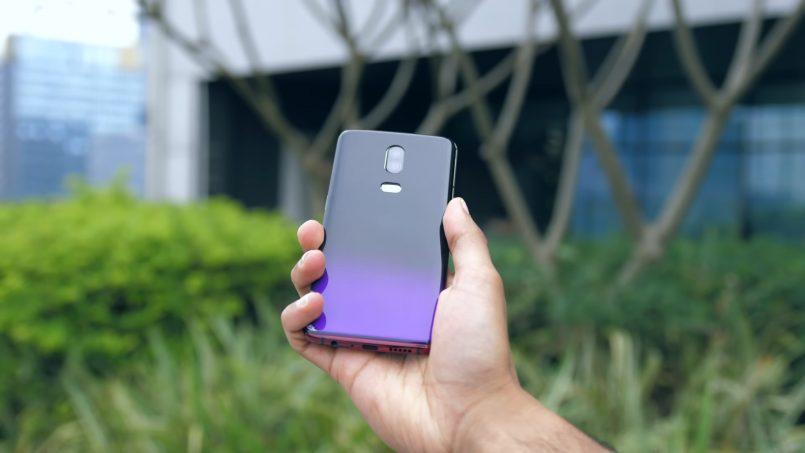 Edisi Khas OnePlus 6T Mungkin Akan Hadir Dengan Warna Cerun 'Thunder Purple'