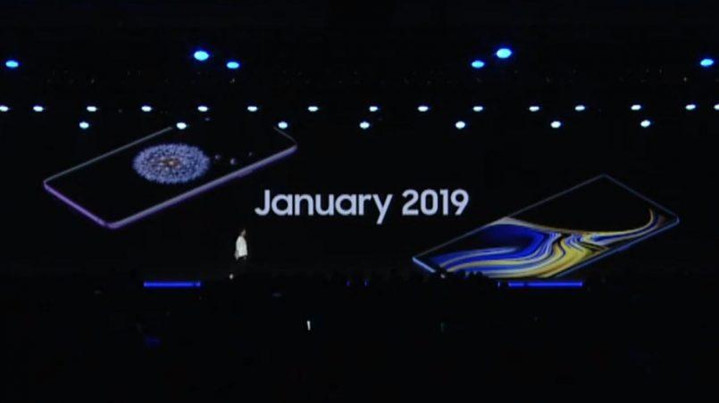 Samsung Galaxy S9 Dan Note 9 Akan Menerima Android Pie Bermula Januari 2019