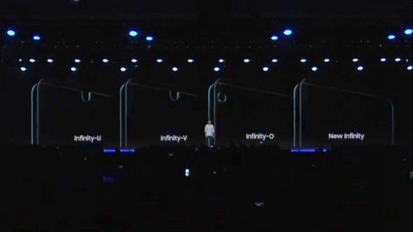 Peranti Samsung Pertama Dengan Skrin Infinity-O Mungkin Adalah Samsung Galaxy S10 Lite