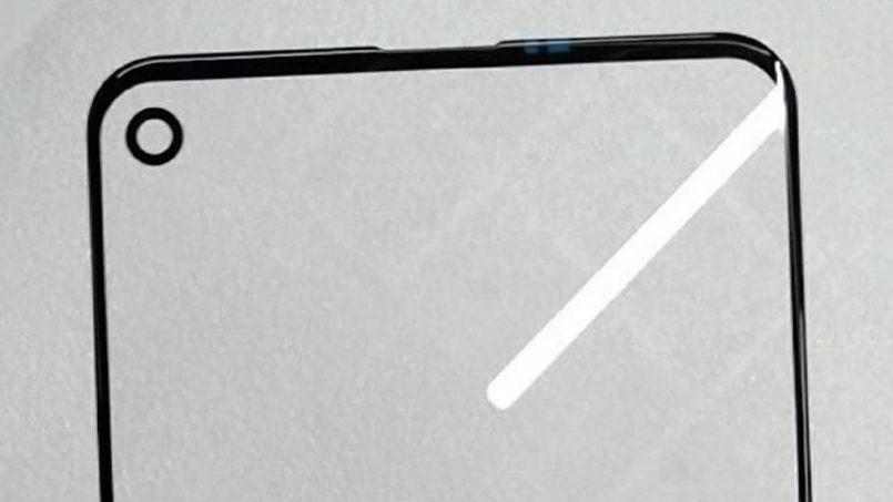 Ini Mungkin Skrin Infinity-O Samsung Galaxy A8s Dengan Lubang Kamera Pada Skrin