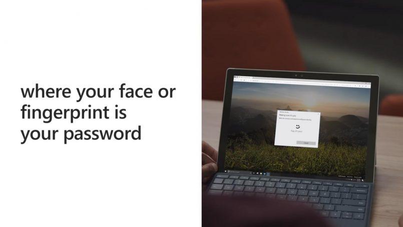 Akaun Microsoft Kini Boleh Dilog Masuk Tanpa Menggunakan Kata Laluan