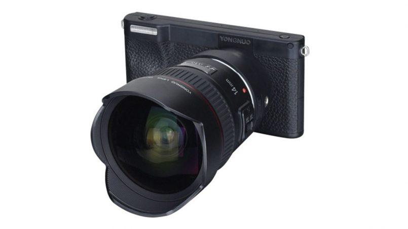 Kamera Nircermin Android Yongnuo YN450 Akan Dijual April Ini
