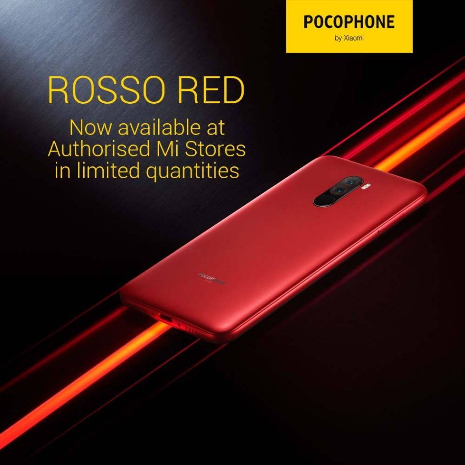 Pocophone Red