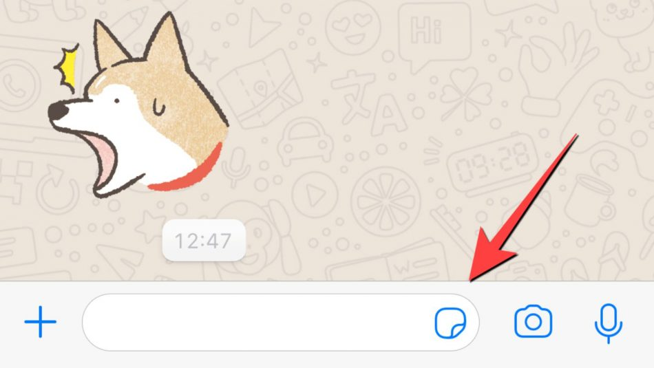 WhatsApp Stickers