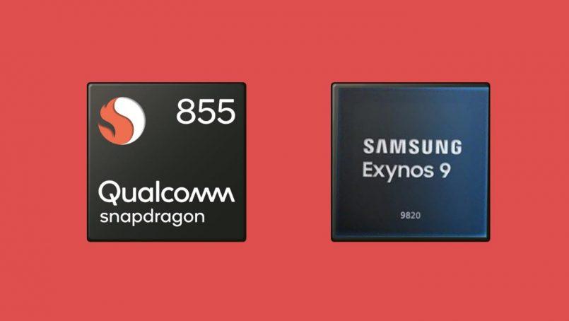 Ujian Penanda Aras Menunjukkan Snapdragon 855 Lebih Berkuasa Berbanding Exynos 9820