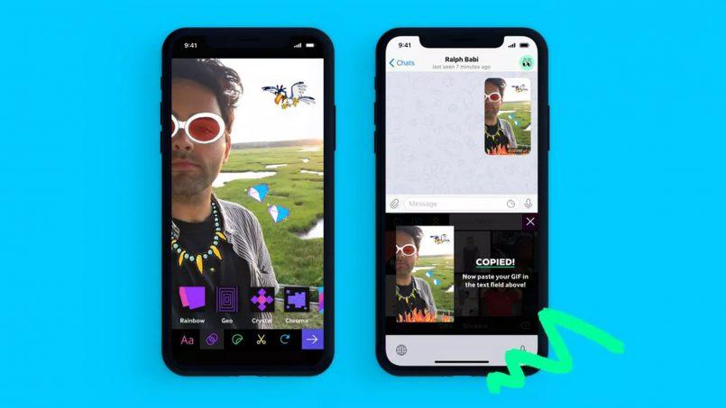 Integrasi Giphy Pada Papan Kekunci Diperkenalkan Pada Peranti iOS 12