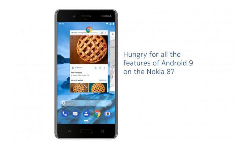 Nokia 7 Mula Menerima Android Pie Dan Nokia 8 Pula Mula Menerima Ujian Beta