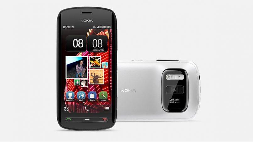 Nokia 808 PureView, N8, E7 dan C7 Menerima Kemaskini Sistem Operasi Symbian
