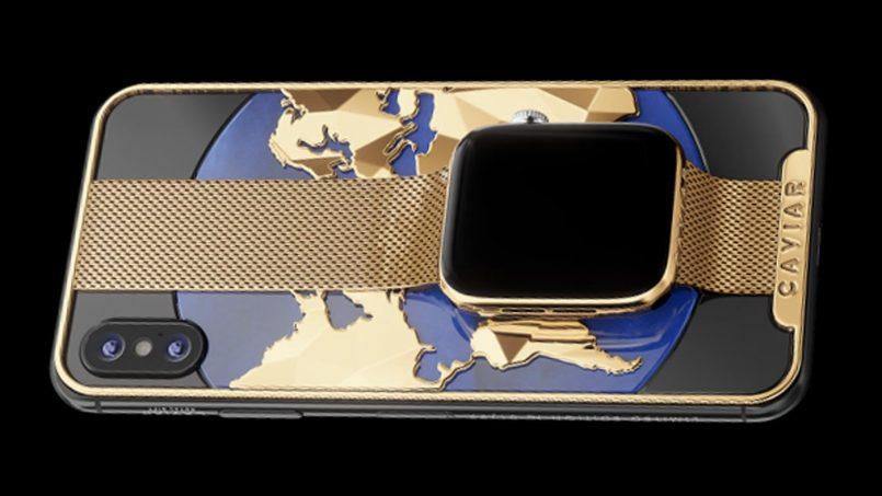 Swiss Dreams Watch Phone Ditawarkan – Gabungan iPhone XS Max Dan Apple Watch