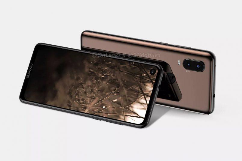 Motorola Moto P40