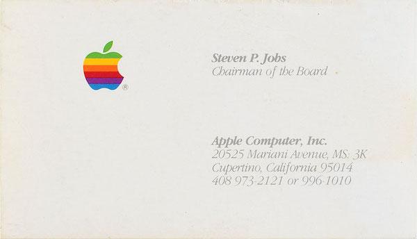 Kad Nama Steve Jobs