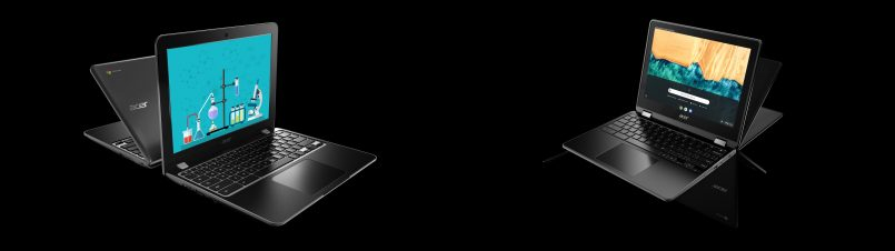 Acer Memperkenalkan Peranti ChromeBook Untuk Sektor Pendidikan  – Acer ChromeBook 512 Dan Acer ChromeBook Spin 512