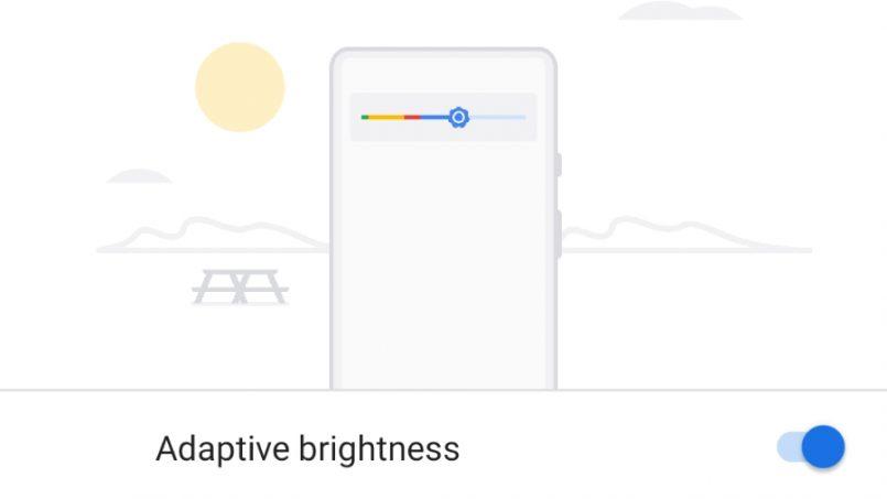 Tetapan Adaptive Brightness Kini Boleh Ditetap Semula Tanpa Membuang Data-Data Penggunaan Bateri