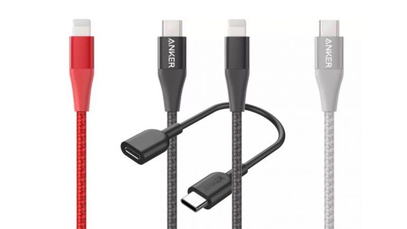 Anker Mengumumkan Kabel Dalam Siri Powerline – Kable MFI USB-C Ke Lightning