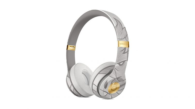 Apple Melancarkan Beats Solo3 Wireless Headphones Berwarna Silver Wing Grey Di China