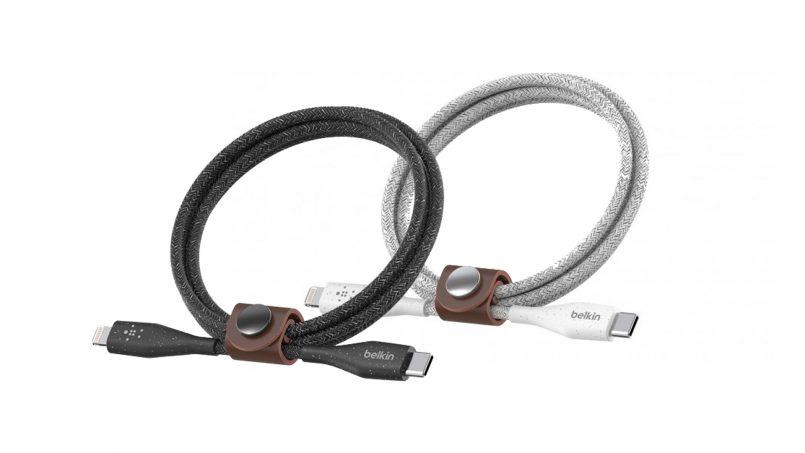 Belkin Melancarkan Belkin BoostCharge – Kabel Lightning Ke USB-C Pertama Dengan Sokongan MFI