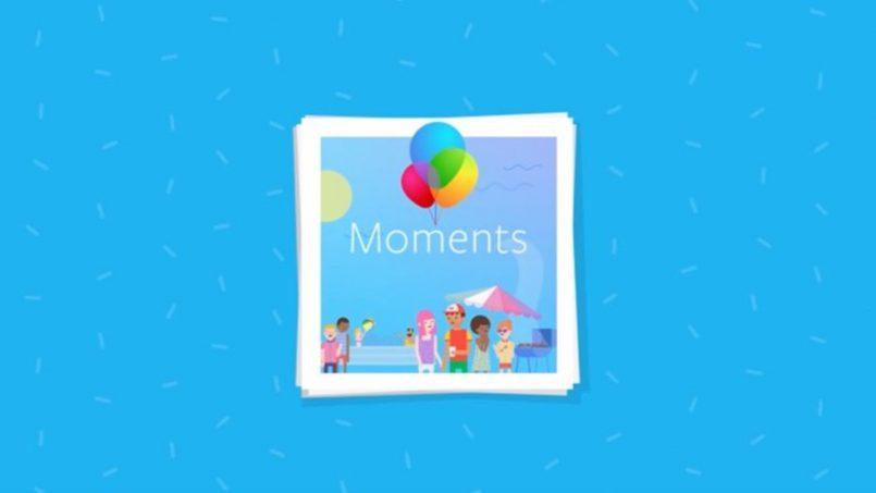 Facebook Akan Tamatkan Sokongan Aplikasi Moments 25 Februari Ini