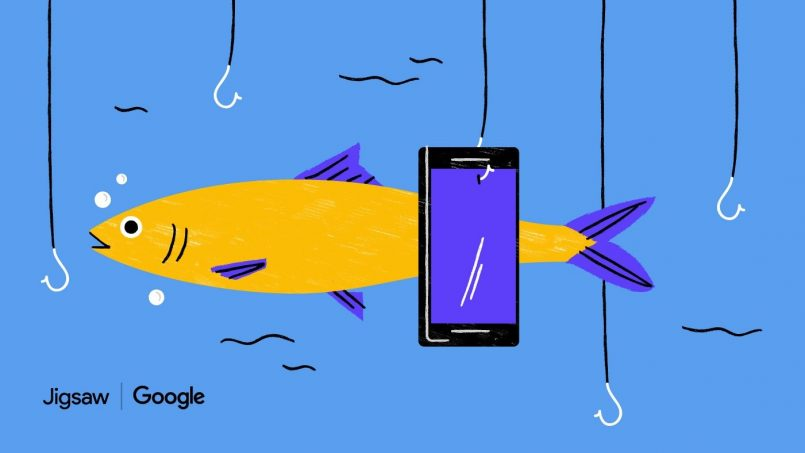 Google Jigsaw Adalah Kuiz Untuk Mendidik Pengguna Mengenalpasti Emel Yang Memancing Data
