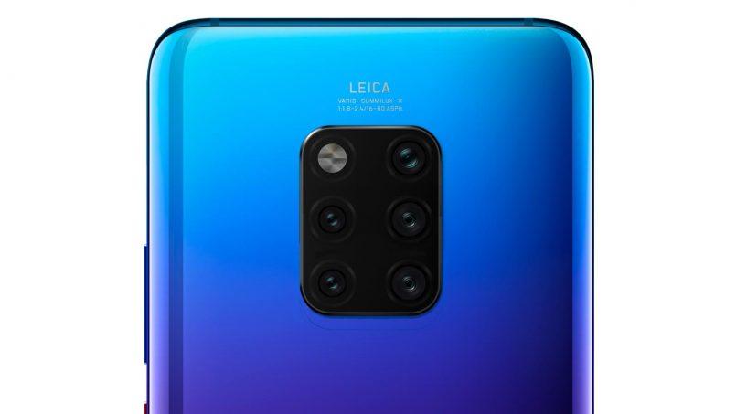 Paten Terkini Huawei Memberikan Petunjuk Mate 30 Mungkin Dilengkapi Lima Kamera Utama