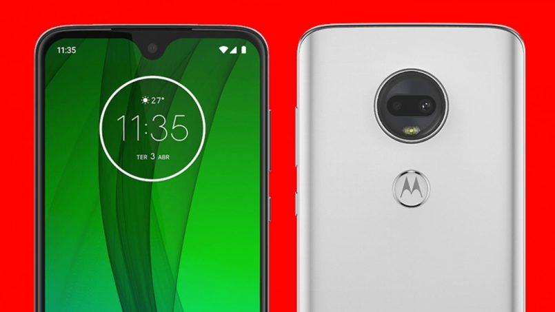 Spesifikasi Lengkap Empat Model Motorola Moto G7 Tertiris Awal Menerusi Laman Rasmi