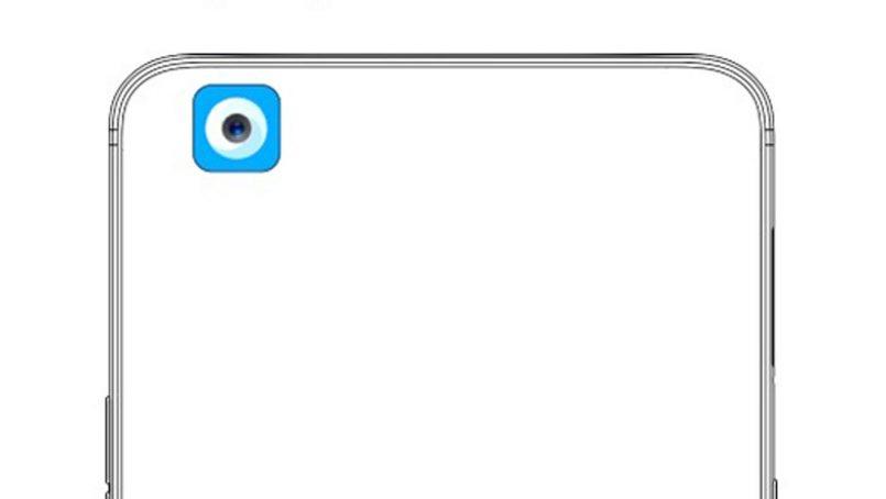 Oppo Mempatenkan Ikon Melancarkan Aplikasi Kamera Yang Bertindan Dengan Lubang Kamera