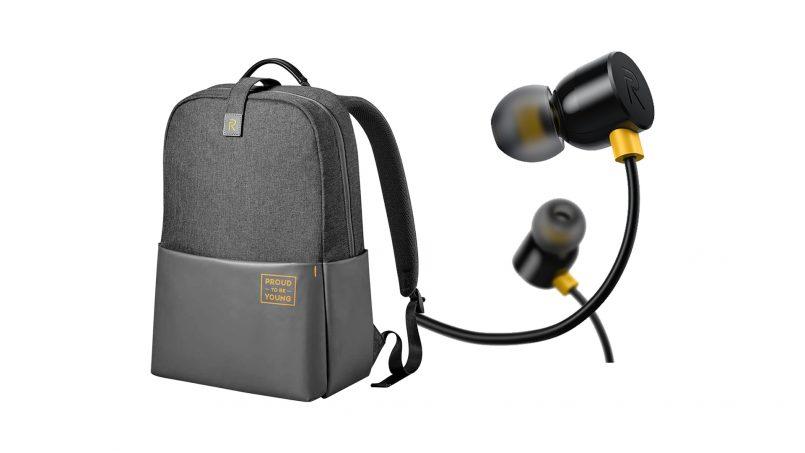 Realme Melancarkan Ransel Dan Set Fon Telinga Tersendiri – Realme Tech Backpack Dan Realme Buds