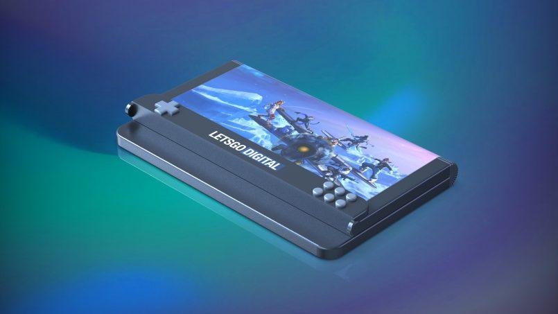 Samsung Mempatenkan Peranti Gaming Boleh Lipat Dengan Alat Kawalan Terbina