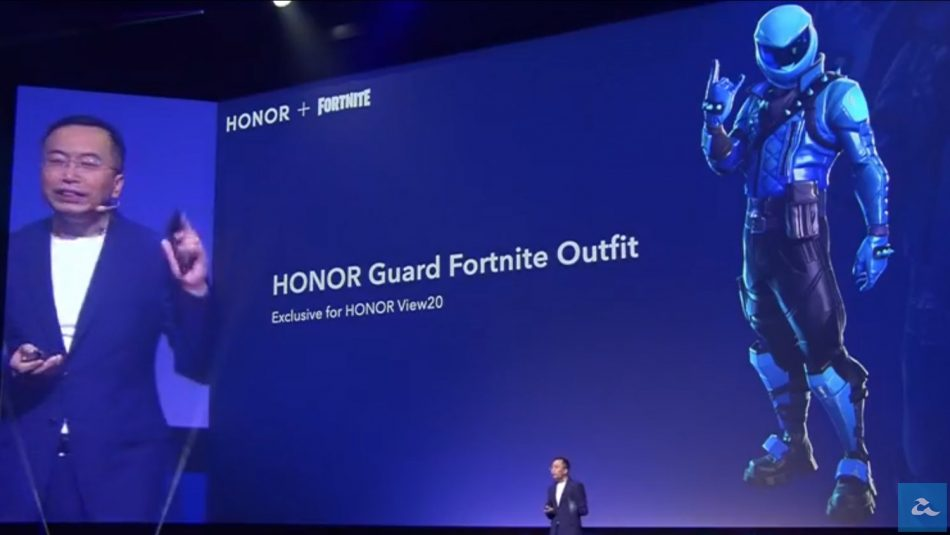 Honor Fortnite