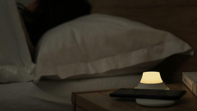 Xiaomi Melancarkan Yeelight Wireless Charging Night Lamp – Gabungan Lampu Tidur Dan Pengecas Pantas Nirwayar