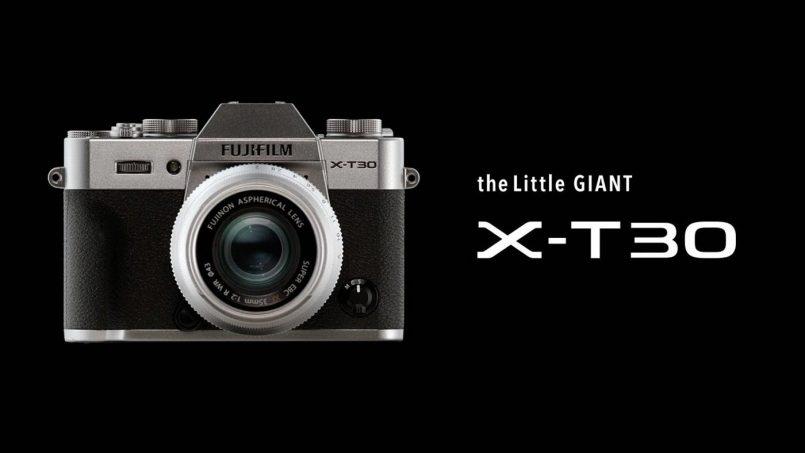 FujiFilm X-T30 Kini Rasmi Dengan Sensor 26.1-Megapixel