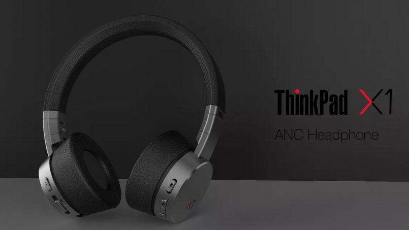Lenovo Melancarkan Fon Kepala Nirwayar Berjenama ThinkPad Dan Yoga