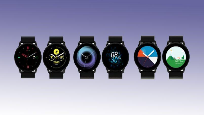Samsung Galaxy Watch Active Akan Menjalankan Sistem Operasi One UI