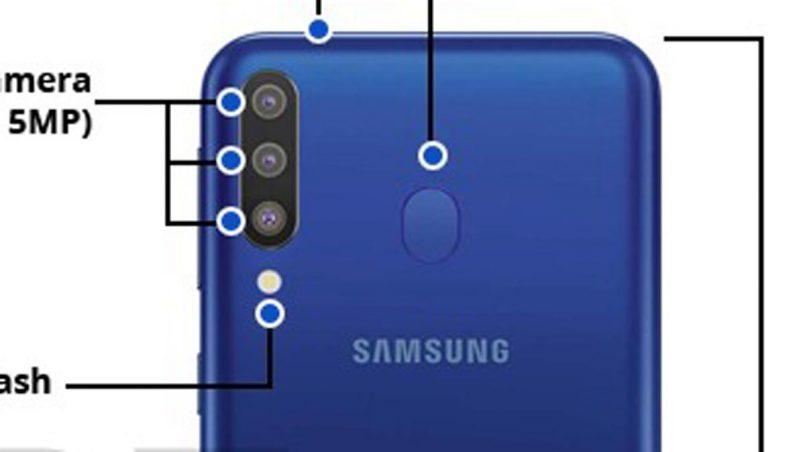 Rekaan Dan Spesifikasi Samsung Galaxy M30 Tertiris