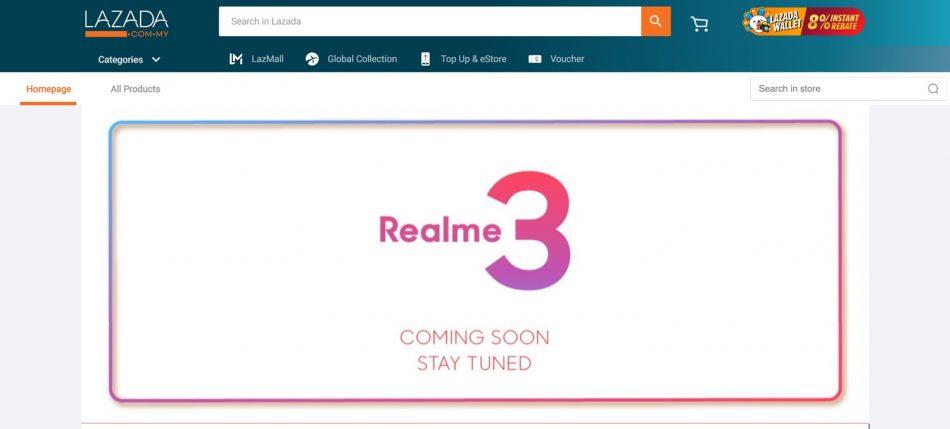 Realme 3 Malaysia