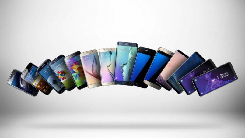 Samsung Galaxy S 10 Tahun