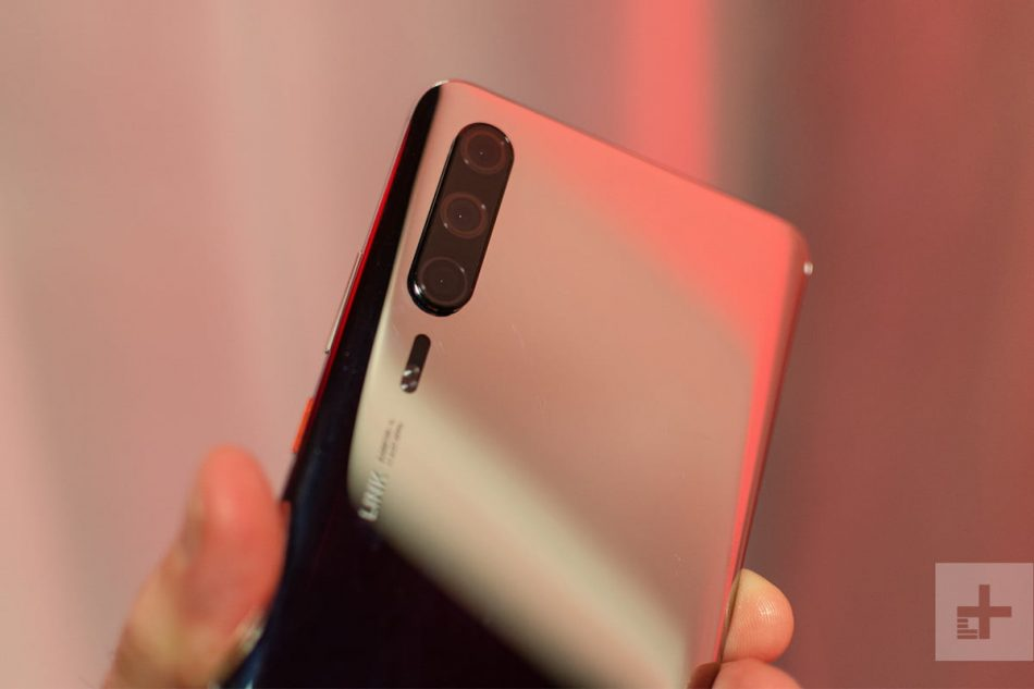 Huawei P30 Prototaip
