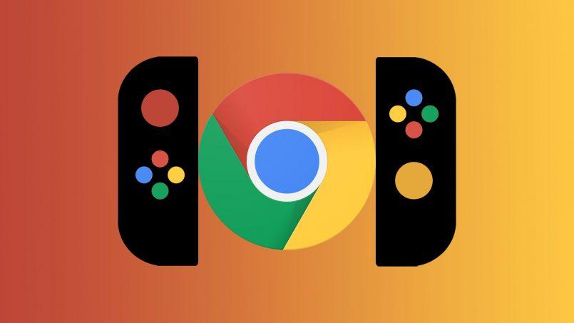 Google Chrome Kelak Akan Menyokong Alat Kawalan Nintendo Joy-Con