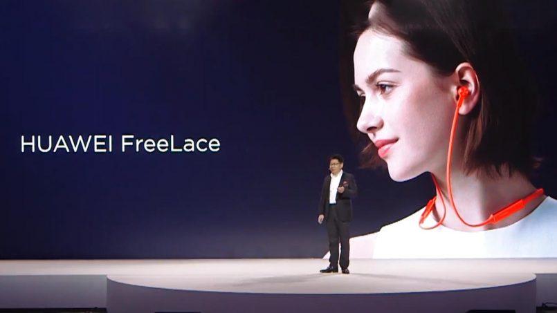 Fon Telinga Nirwayar Huawei FreeLace Dan FreeBuds Lite Turut Dilancarkan