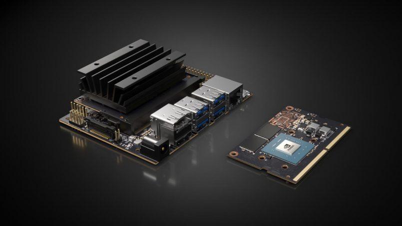 NVIDIA Melancarkan Jetson Nano – Komputer Kecerdasan Buatan Untuk Perkomputeran Pinggir