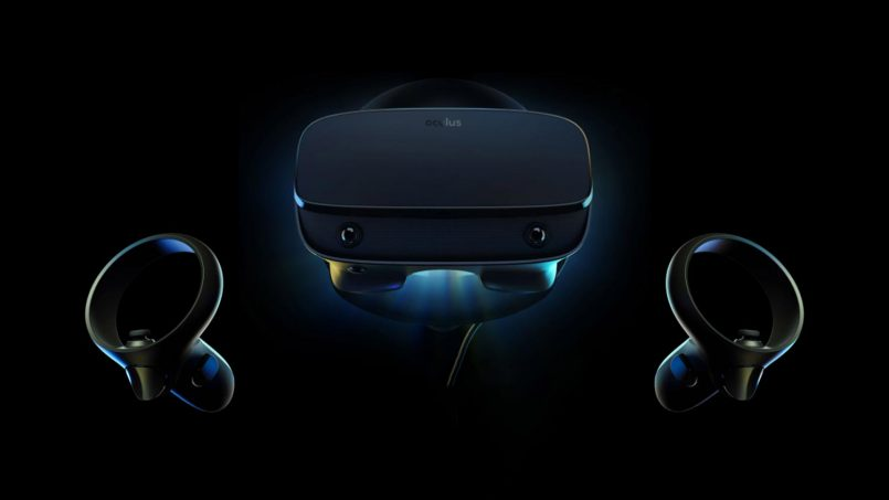 Oculus Rift S  Diumumkan Untuk Kegunaan PC