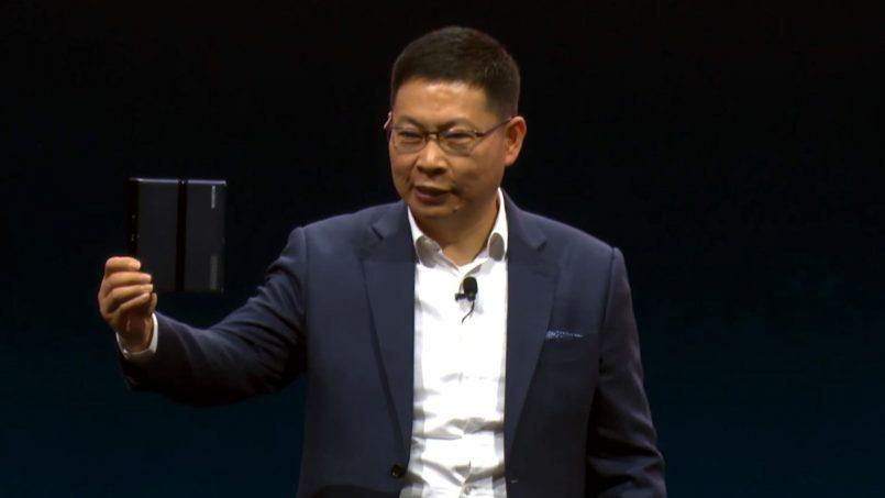 Richard Yu – Peranti Skrin Boleh Lipat Akan Lebih Mampu Milik Dan Menjadi Kebiasaan Dalam Masa Lima Tahun