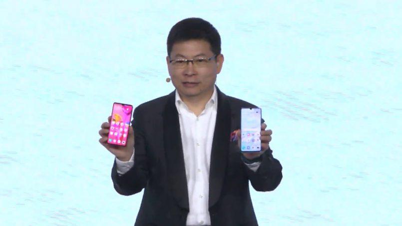 Huawei P30 Pelancaran