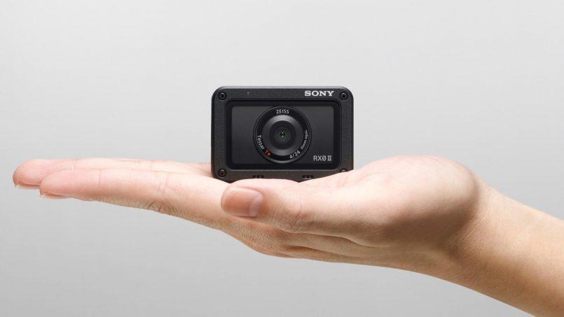 Sony RX0 II Ialah Kamera Aksi Kompak Tahan Lasak Yang Menyokong Rakaman 4K